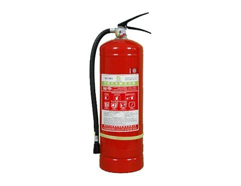 4KG手提式干粉灭火器 重庆旺安消防器材有限公司
